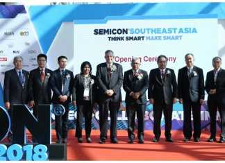 SEMICON Southeast Asia 2019