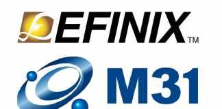 efinix M31