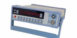 frequency-counter main