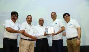 Saboo Components receives the coveted AIEA Award