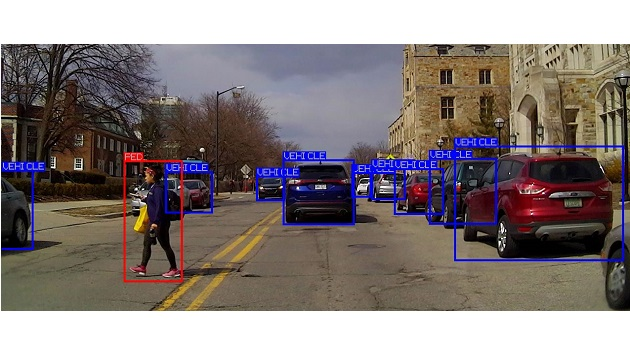 All new perception software to drive embedded automotive