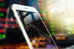 smartphone sales decline