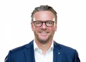 CEO Philip Harting