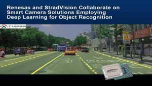 Renesas StradVision Smart Camera Development