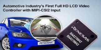 First Full HD LCD Video Controller