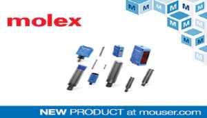 Molex Contrinex Inductive and Photoelectric Sensors