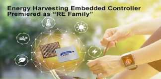 Renesas Energy Harvesting