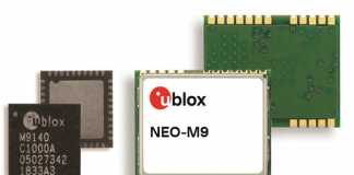 Ublox meter-level positioning technology