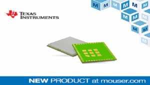 CC3235MODx SimpleLink dual-band wireless