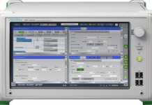 Anritsu mp1900a Signal Quality Analyzer
