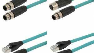 L-com M12 Cable