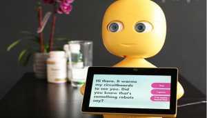 Robot for chronic illness