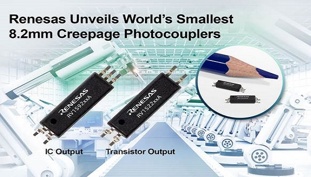 Photocouplers