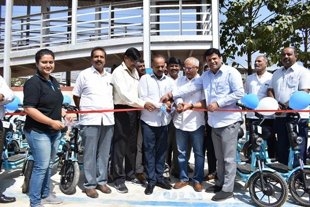 Electric vehicles in bengaluru