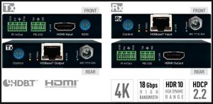 HDMI HDBaseT Extender Kits