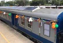 Indian Railway and renewable resourses