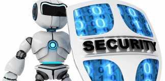 Security robots market
