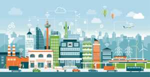Smart city solutions ecosystem