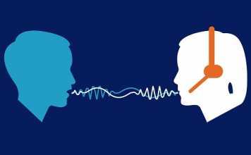 AI (Artificial Intelligence) powered speech analytics dashboard