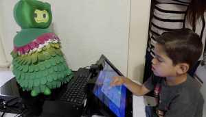 Robotics in treating autism