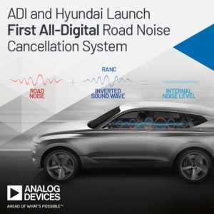 road noise cancellation system