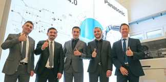 Panasonic factory solutions with Ankatek