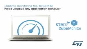 STM32CubeMonitor Runtime Variable Monitoring