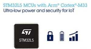 STM32L5 microcontroller