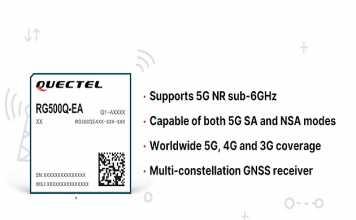 5G technology for mass deployment