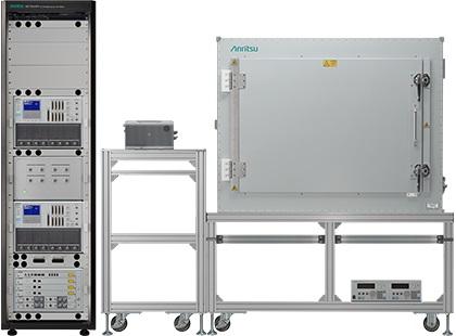Anritsu 5G NR Test System for Japanese Regulatory Test