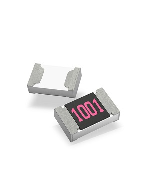 ERJU resistor series