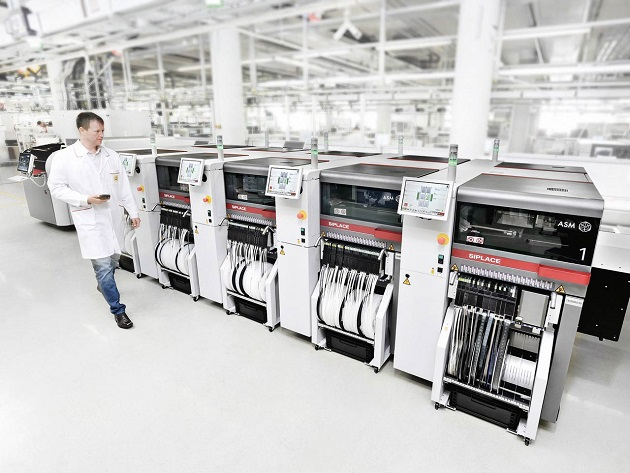 Integrated Smart SMT Factory - Catalysing fast manufacturing - ELE ...