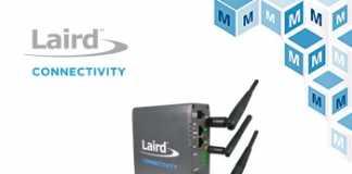 Laird connectivity sentrius IG60-BL654 starter kit