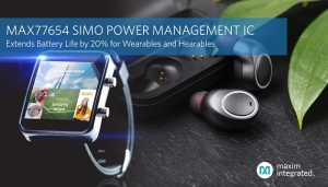 Power Management IC Cuts Solution
