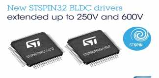 STSPIN32 BLDC Drivers