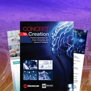 eBook from mouser and microchip
