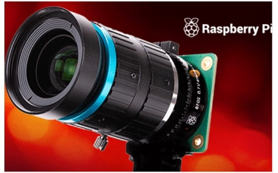 The 12-megapixel ultra-definition-resolution Raspberry Pi High Quality Camera with interchangeable lenses is ideal for machine vision applications and