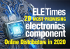 20 Most Promising Component Distributors