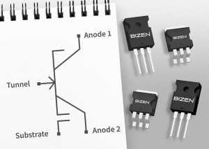 QJT power transistors