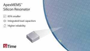 Precision Resonator Market with Third-Generation MEMS