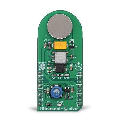 ultrasonic ICs