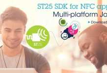 ST25PC-NFC Software