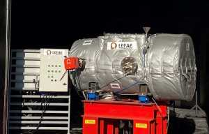 Lefae is qualified for testing in explosive atmosphere