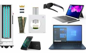 Best products from CES 2021