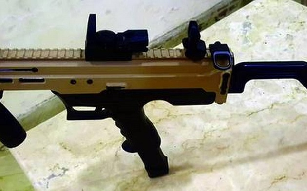 DRDO and Army develop India's first indigenous machine pistol