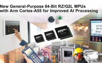 General-Purpose 64 Bit RZG2L