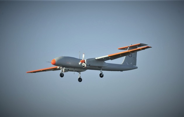 Indian MoD receives Retractable Landing Gear Systems for Tapas, SWiFT Drone from DRDO