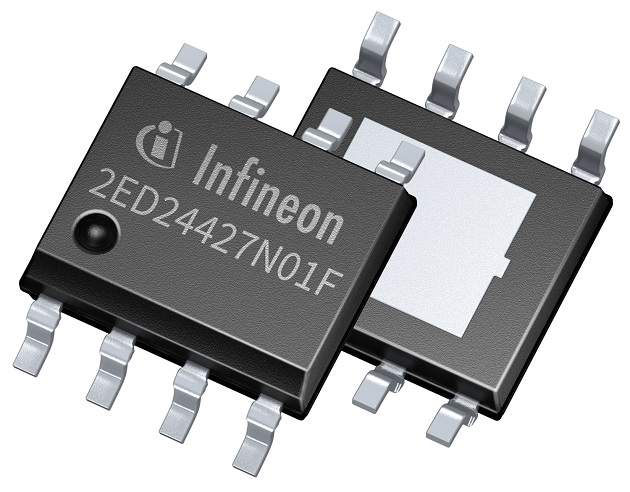 Infineon introducing 24 V dual-channel low side EiceDRIVER
