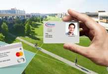 Infineon sets standards with Mastercard payment function for employee ID