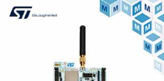ST's LoRa-enabled STM32WL Nucleo-64 Boards
